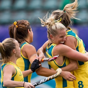 Hockeyroos v China International Series TV Show