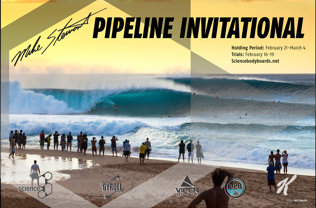 2016 Pipeline Invitational / Teahupoo Pro TV Show
