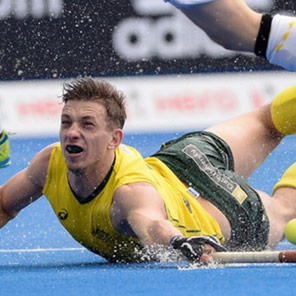 Kookaburras v Great Britain TV Show