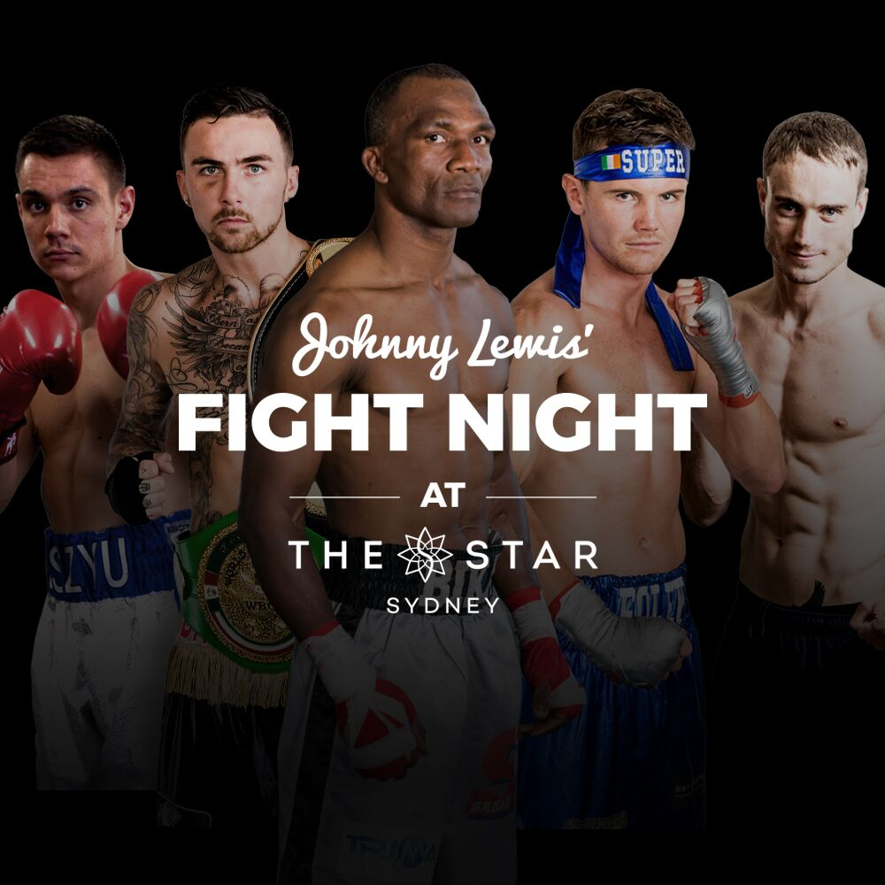 Johnny Lewis Fight Night