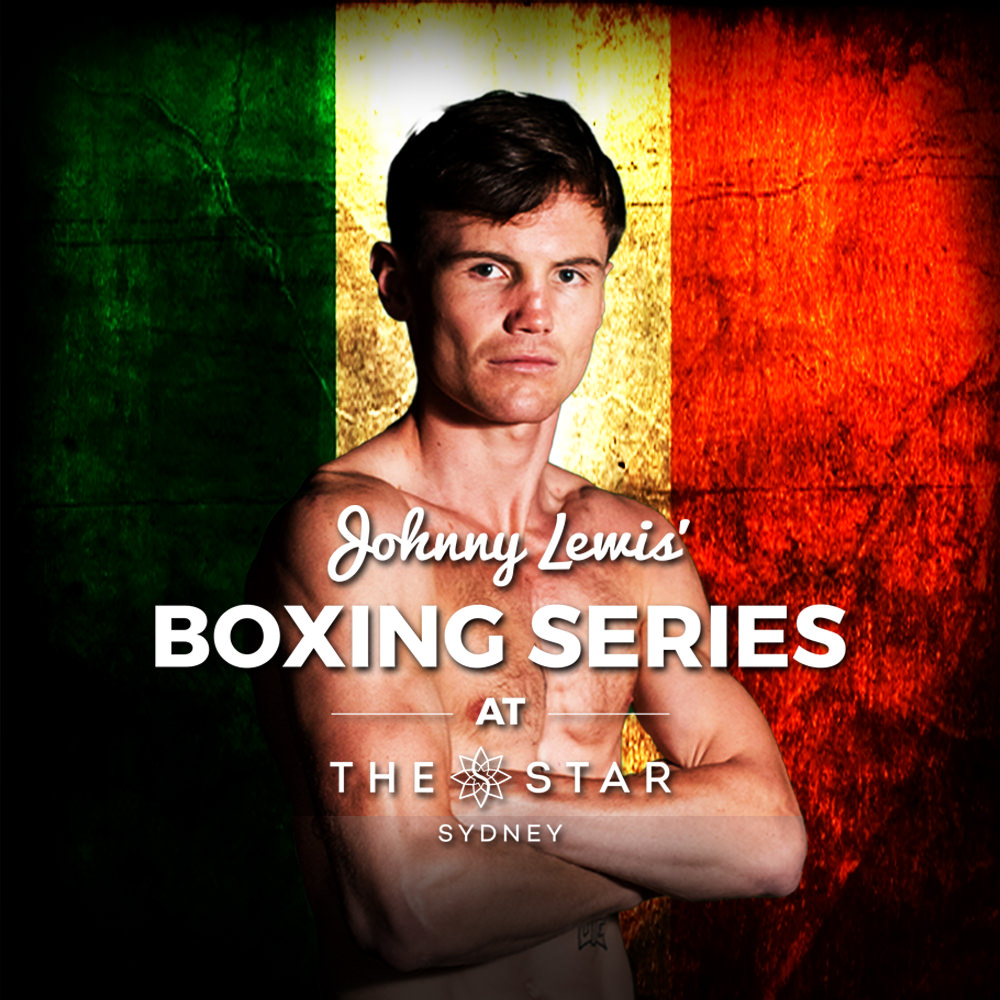 Johnny Lewis' Boxing Series: The Fighting Irish TV Show