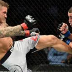 UFC Fight Night – Poirier vs Gaethje