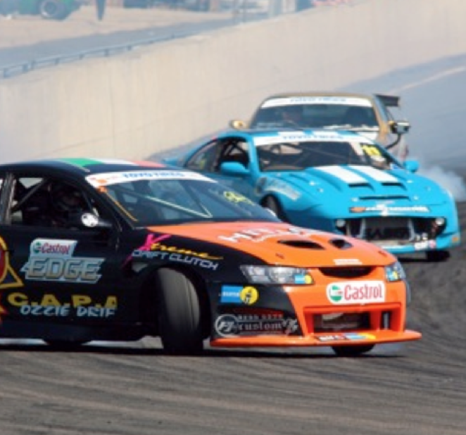 2018 Hi-Tec Drift Allstars Series – R5