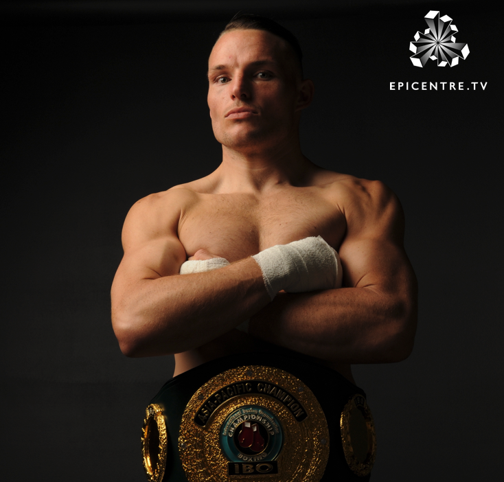 LiveCombatSports bring you 'Big Time Boxing' Live on Epicentre.tv: Mitchell v Foley