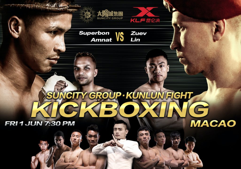 Kunlun Fight – Macao
