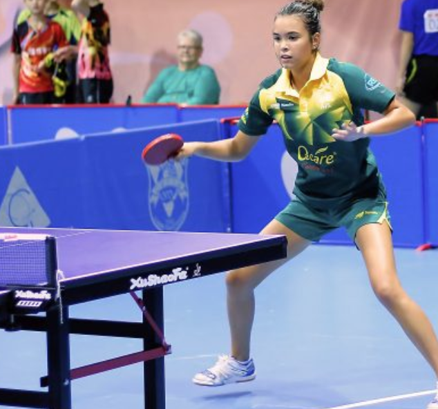 2018 Australian Table Tennis Championship – Court 3