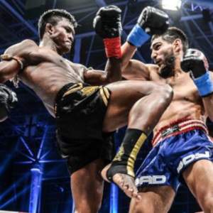 Kunlun Fight 75kg World Championship 8-man tournament