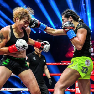 Kunlun Fight 8-woman tournament