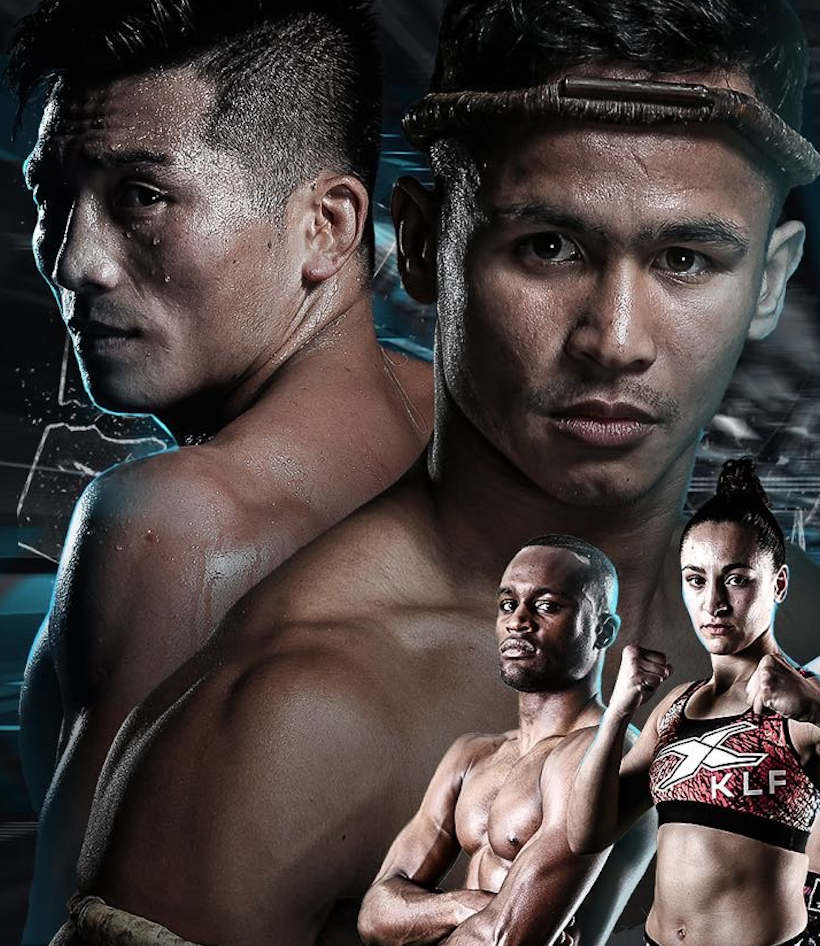 Kunlun Fight 76: Unfinished Business