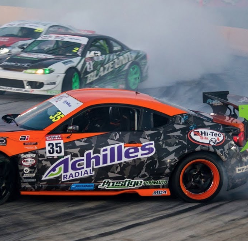 2019 Hi-Tec Drift Allstars Series – R4