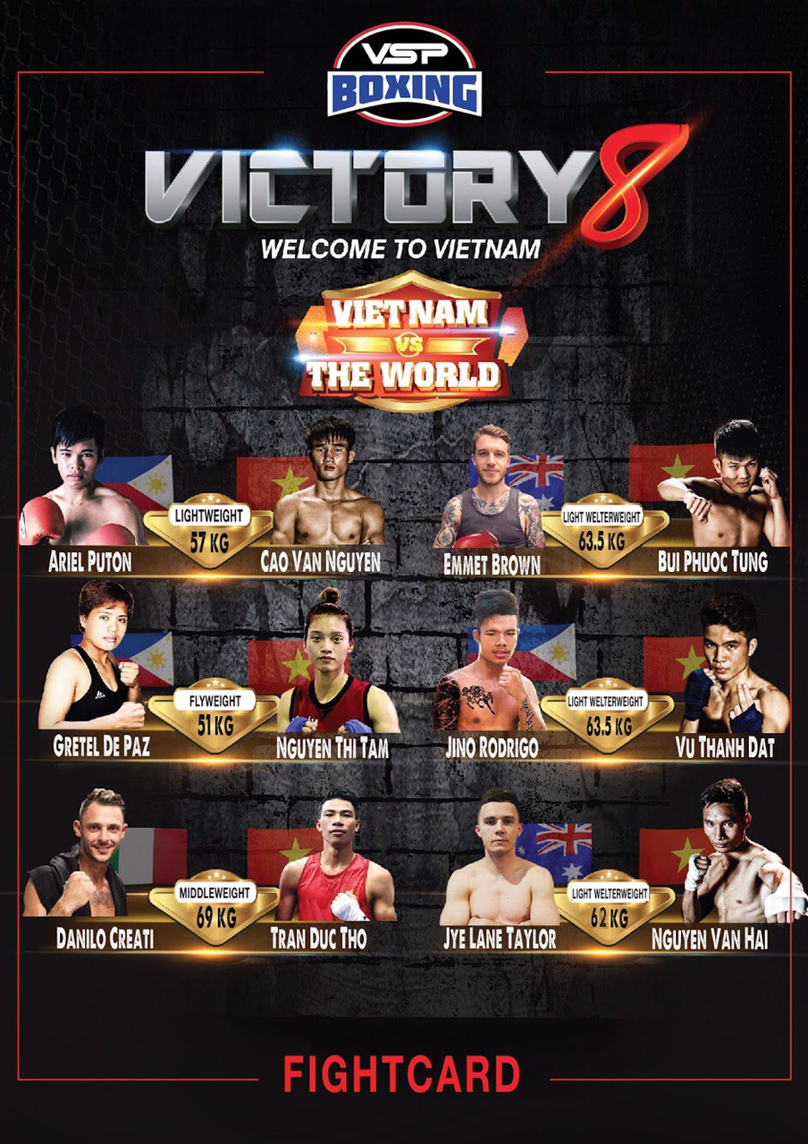 VICTORY 8: Welcome to Vietnam
