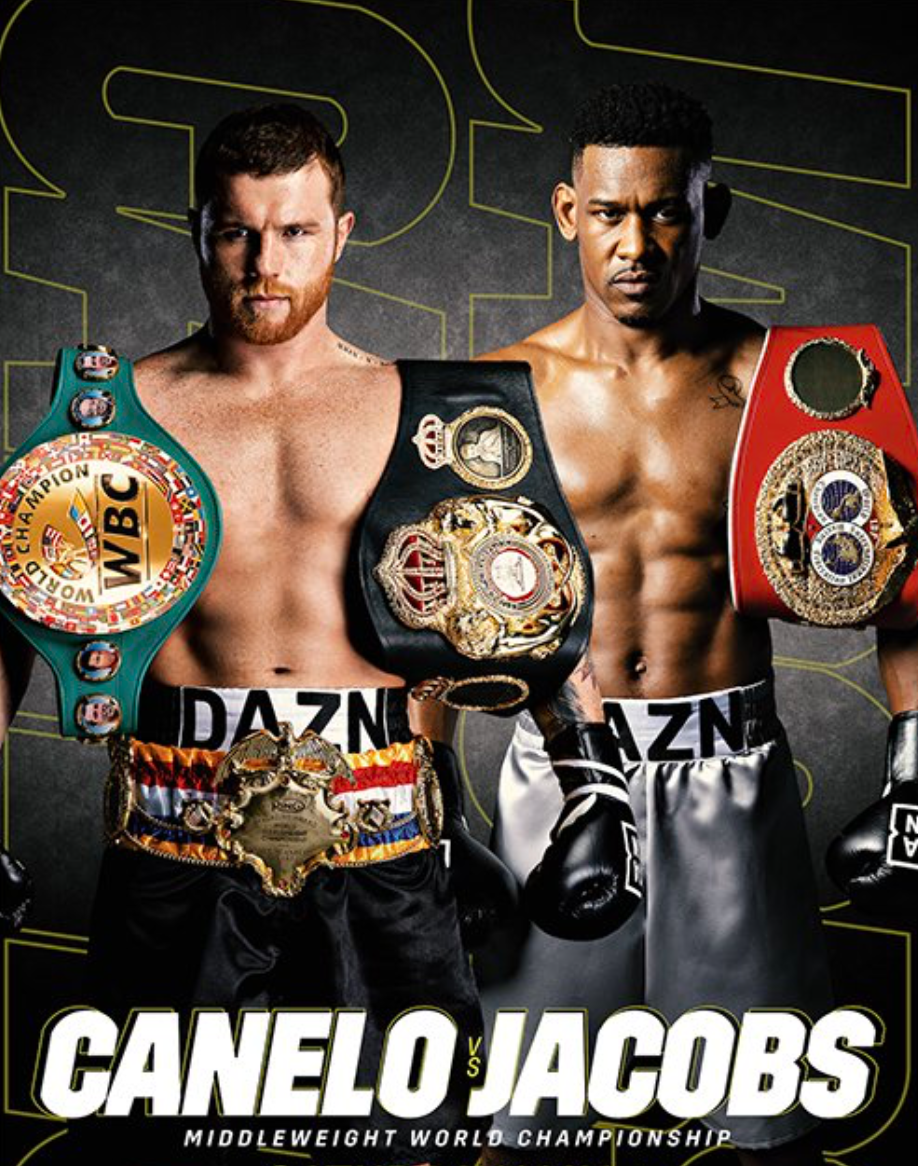 Canelo Alvarez v Daniel Jacobs (NZ ONLY)