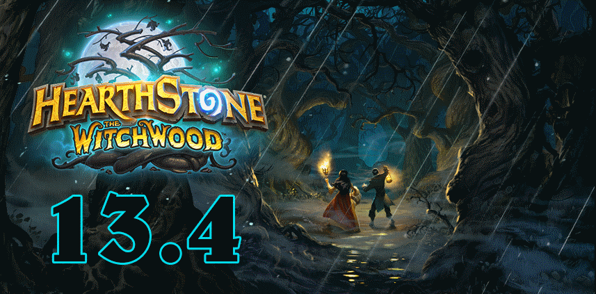 Hearthstone's The Witchwood Expansion Out April 13th