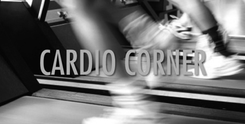Feature image of Get your heart racing in the Cardio Corner in reverse