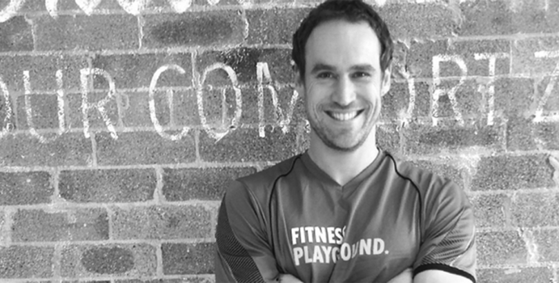 Feature image of Five minutes with… James Menage: Personal trainer and group instructor in reverse