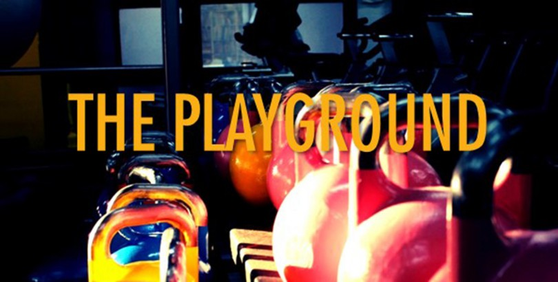 Health/wellbeing feature imagefitness playground