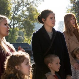 Nicole Kidman, Reese Witherspoon and Shailene Woodley star in BIG LITTLE LIES