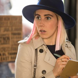 Foxtel Insider Spoke To Zosia Mamet
