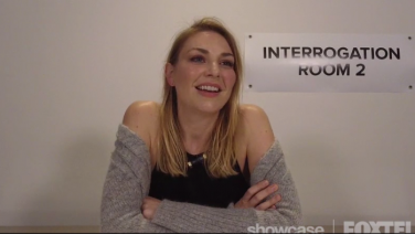 Interrogation Room Kate Jenkinson