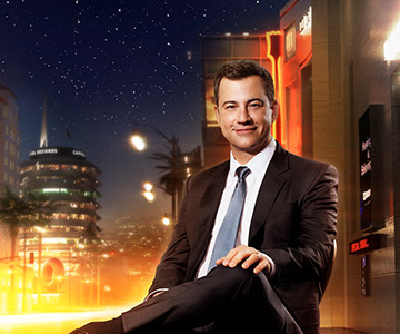 Jimmy Kimmel Live - 11pm Tuesday - Friday