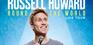 Russell Howard's 2017 Round The World Tour