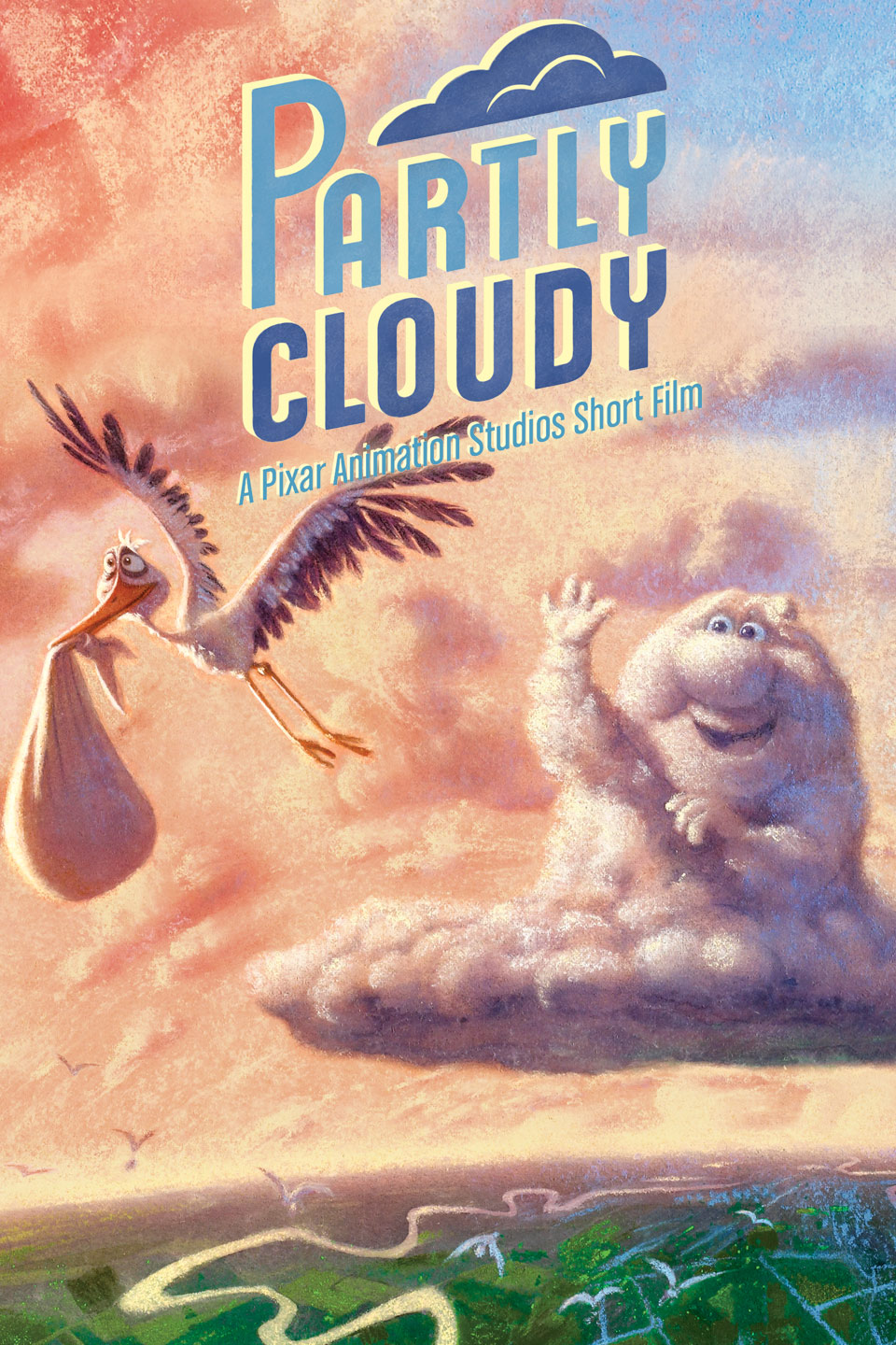 Partly-Cloudy