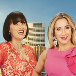 The Real Housewives of Sydney Taglines Revealed!