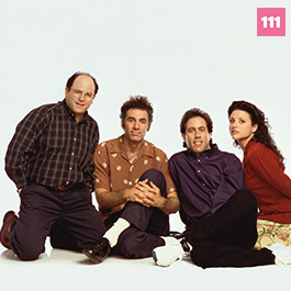 Seinfeld Weekday Triple Play