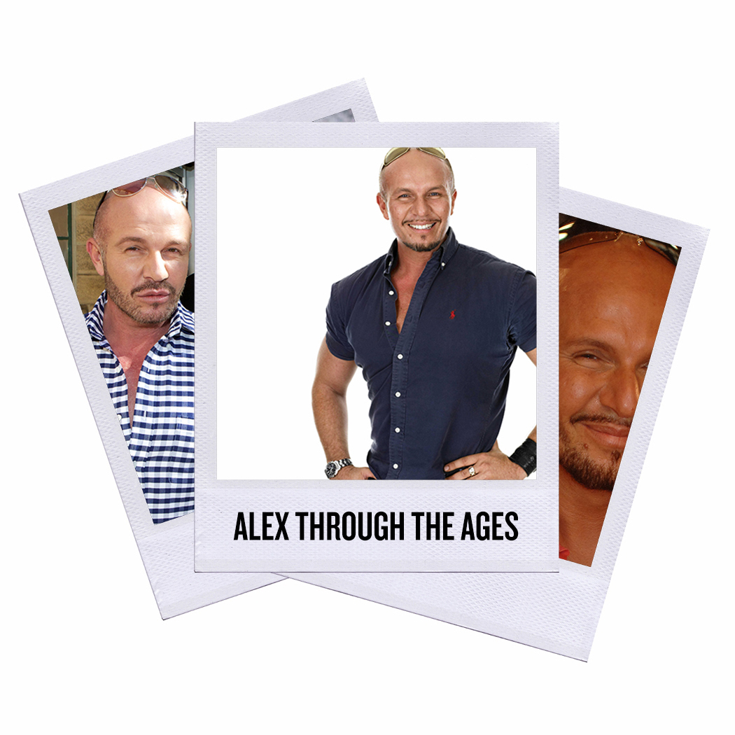 FOX8_Australias_Next_Top_Model_Alex_Through_The_Ages