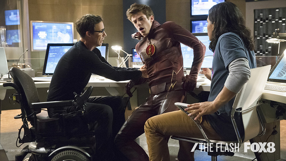 The Flash Season 1 Gallery