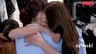 The Girls Reunite With Their Mums