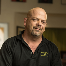 rick harrison wife 2013
