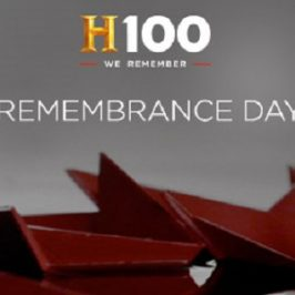 Remembrance Day – November 2016