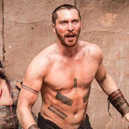 Barbarians Rising Spartacus Video Image