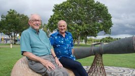 Tony Robinson's Time Walks Townsville Video Image