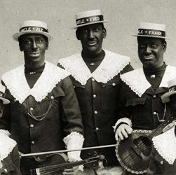 a history of the virginia ministrels in the american entertainment By the 1840s, groups like the virginia minstrels and ethiopian serenaders   blackface minstrelsy was the most popular form of entertainment in the  the  best history of the minstrel show in the united states is robert toll's.