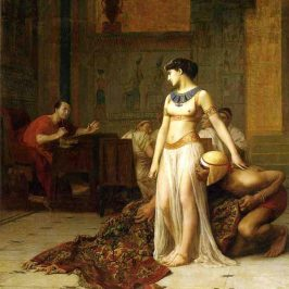 Legendary Lovers – Cleopatra and Caesar
