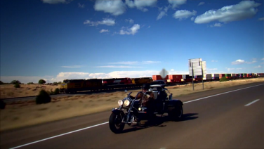 Billy Connolly's Route 66 – Promo