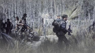 """""""Who Dares Wins"""" – the Special Air Service Regiment of Australia."""