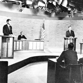 The Kennedy – Nixon Television Debates of 1960