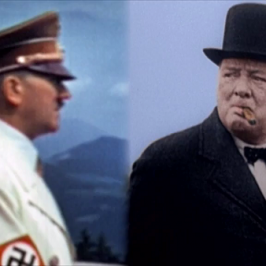 Hitler Vs Churchill: The Eagle And The Lion