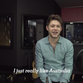 Niall Horan On Why He Loves Australia