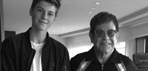 Elton John Continues To Praise Sydney Artist Ruel: 'You Have The Most Amazing Voice'