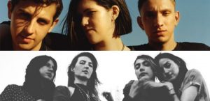 The Xx & Warpaint Members Are Playing A Surprise Free Show In Melbourne Tonight