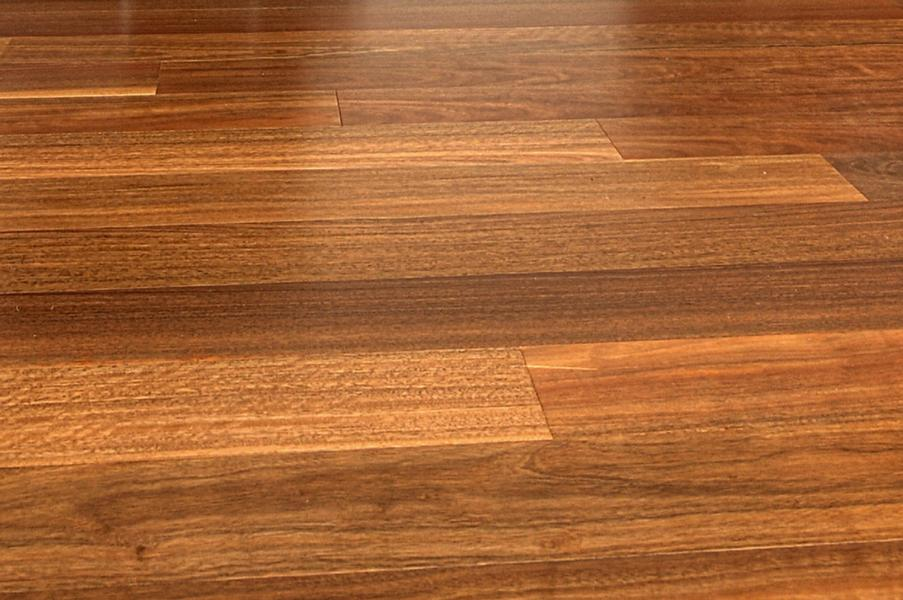Spotted Gum Satin Finish Standard Board