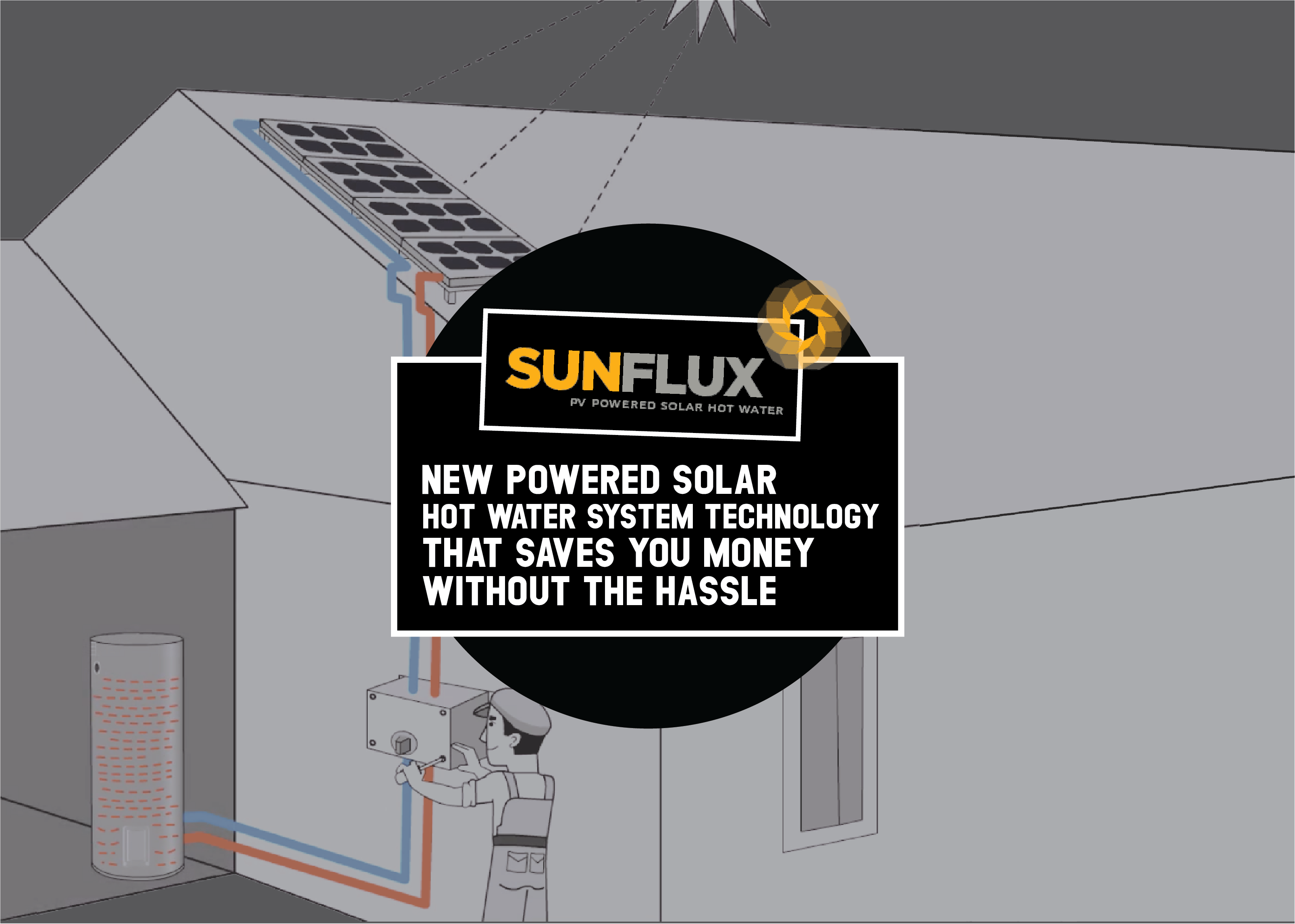 Sunflux Hot Water Systems