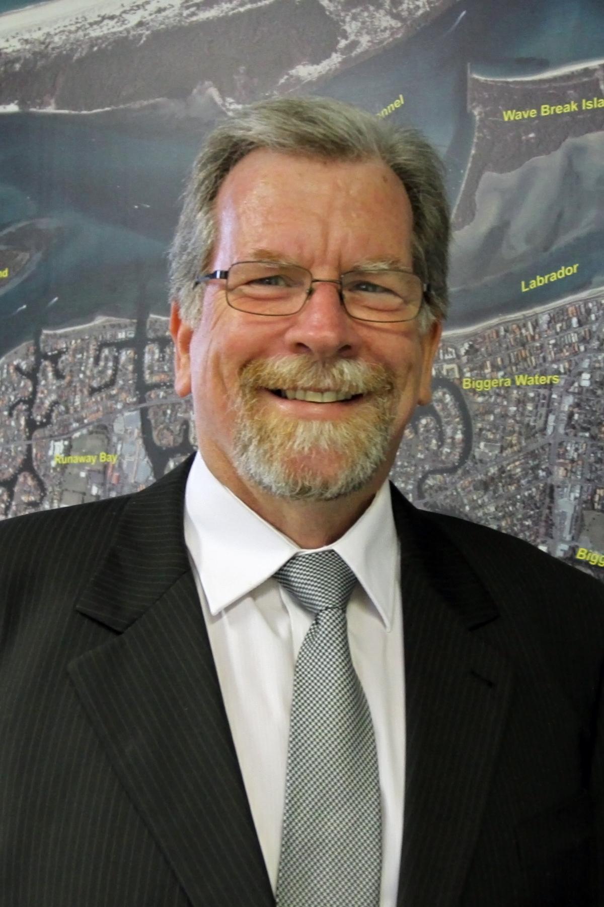 Professor Rodger Tomlinson