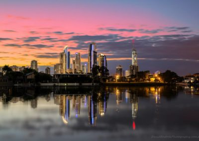 sunset-over-nerang-river