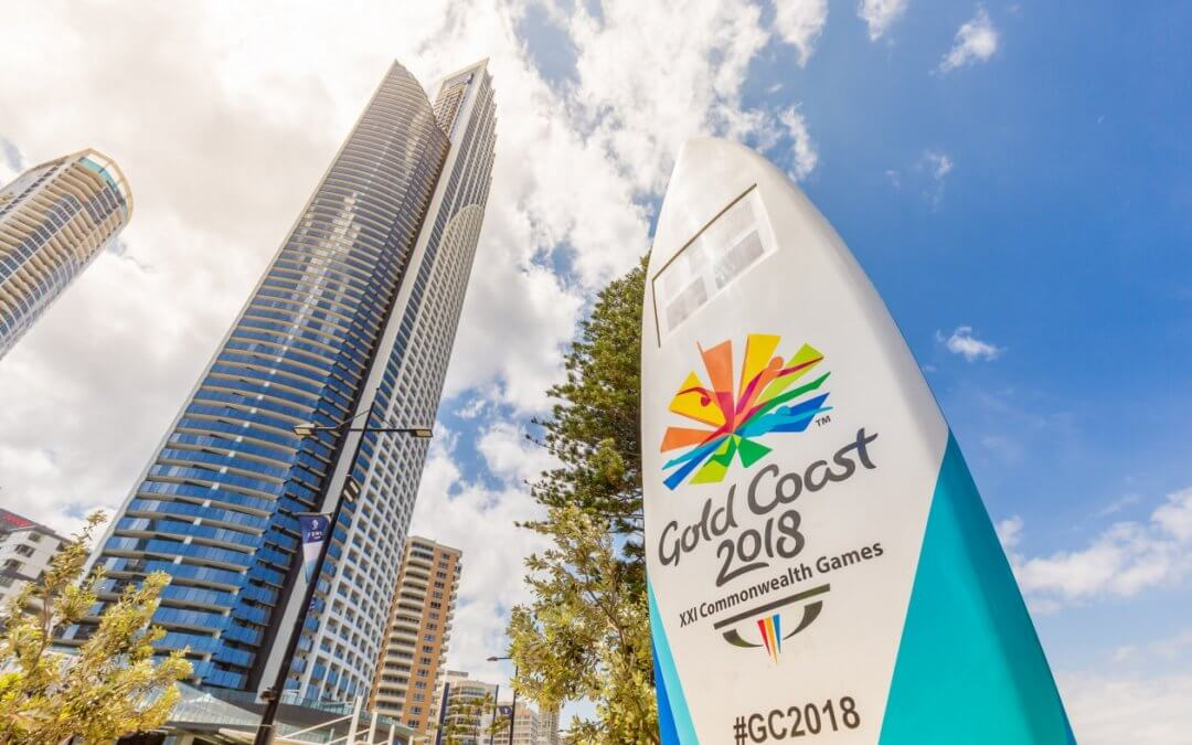 Get Set for the Games – changes to waterways