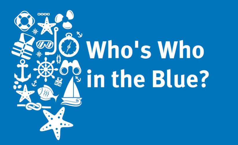 Who's Who in the Blue?